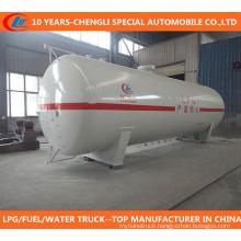 21t LPG Tanker 50cbm LPG Storage Tank for Sale