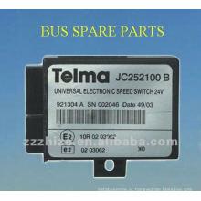 Peças sobresselentes eletrônicas universais do interruptor / ônibus da velocidade