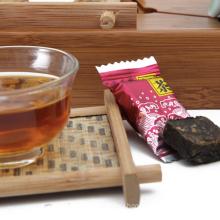 Organic black tea EU standard Square tea