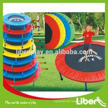 China Gymnastik Springen Indoor Mini Trampolin für Kinder LE.BC.011