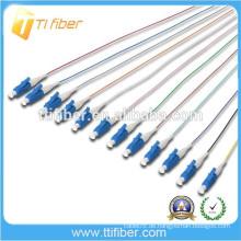 1.5M 9/125 Singlemode LC Optische Faser Pigtail 0.9MM