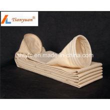 Venta caliente Tianyuan fibra de vidrio bolsa de filtro Tyc-213021