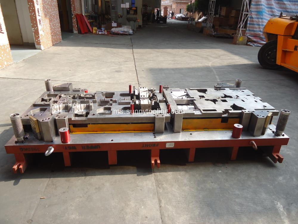 Tooling Stamping Metal Stainless