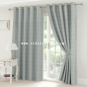 European Style poly cotton window curtain