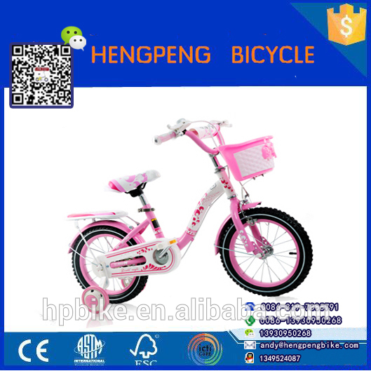 Hot sale kid bikes with tools box for cheap