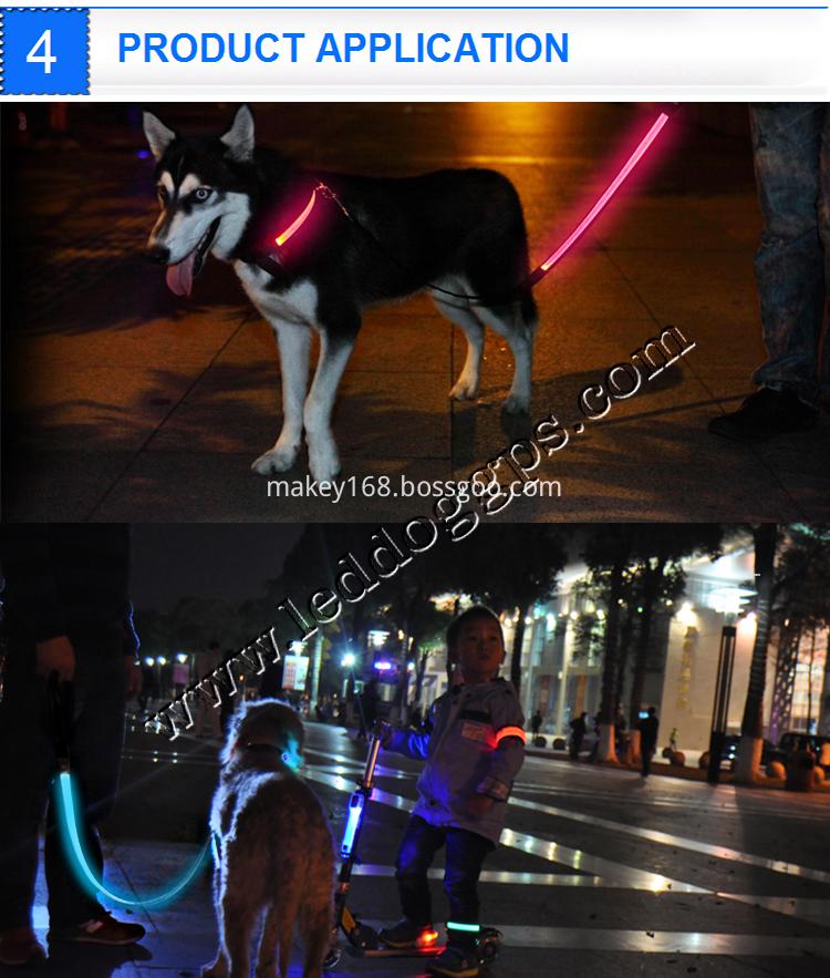 Usb Rechargeable Dog Leash