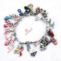 Venta al por mayor encantos 3D para los accesorios de la pulsera (ZC-MPE)