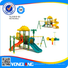 2014 New Design Outdoor Kindergarten Playground