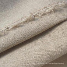 21s Linen Cotton Fabric, Cotton Linen Plain Woven Fabric