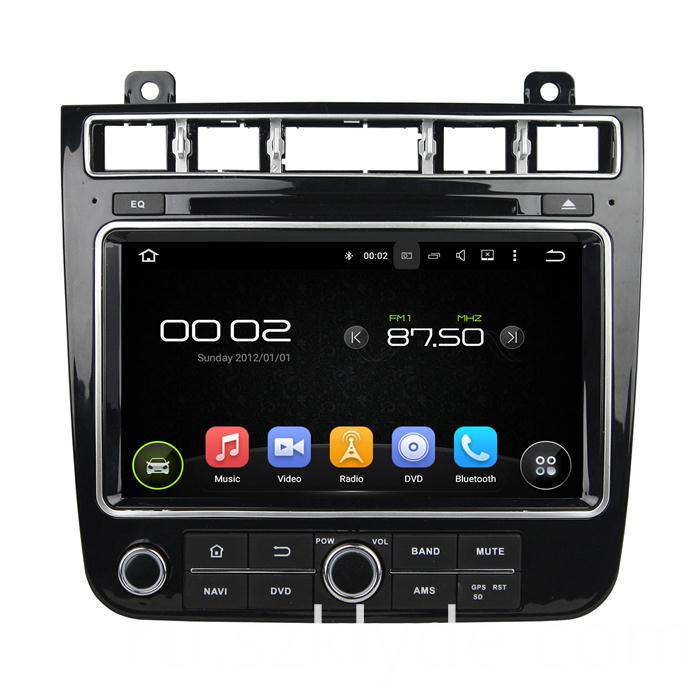 2015 Touareg smart 4G Car Dvd System Player