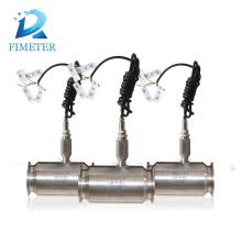 Turbine flowmeter for sale, diesel flow meter DN 4 - 300
