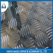 Treppenhaus Aluminium Checker / Checker Plate