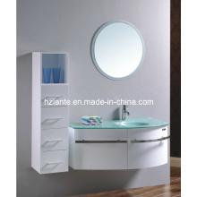 Unidad de gabinete de ducha de tocador de baño con montaje en pared (LT-A8090)