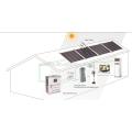 Système solaire 1-10 KW (utilisation pendant la journée)