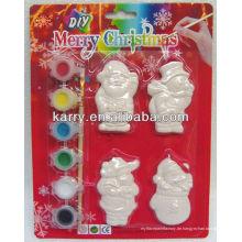 Weihnachtsbaum-Keramik-Lack-Set