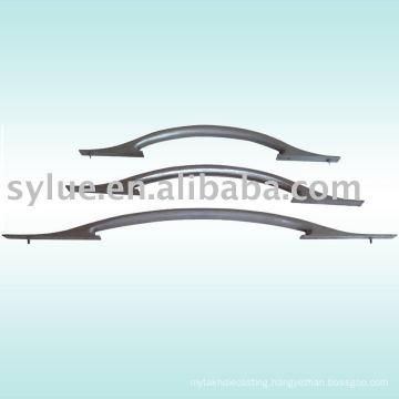 Steel handle