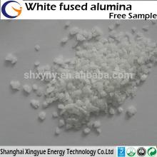 99% de corindon blanc de haute pureté