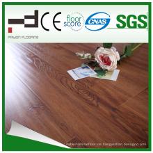 Glossy Surface HDF günstigste Preis Laminatboden