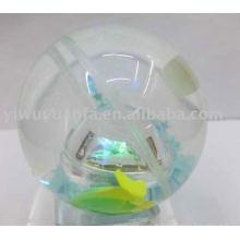 Hi Led Light Up Bouncing Ball (poisson flottant à l'intérieur)