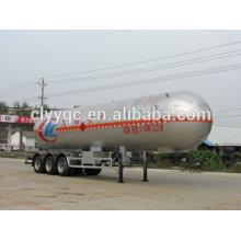 Semirremolque LPG Vehículo de 3 ejes de gran volumen