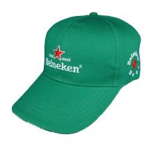 Sombreros de algodón de los hombres personalizados Sombreros de béisbol Sombreros de deporte