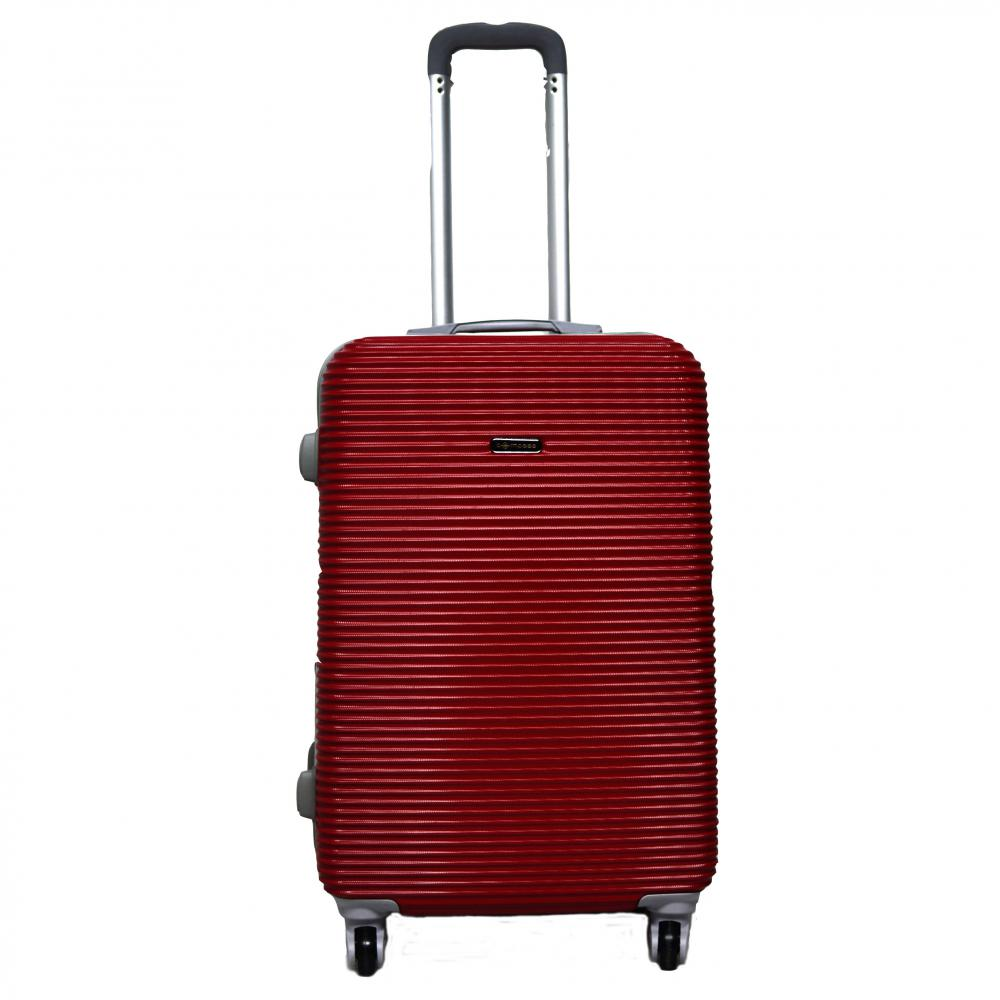 4 Spinner Wheels ABS Luggage Set