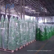 Support d'usine de cage de tomate de fer