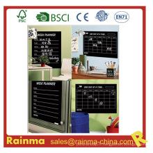 Étiquette Magic Blackboard pour rédiger un babillard électronique