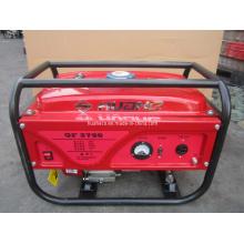 CE Nuevo modelo de generador de gasolina con enchufe americano