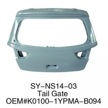 NISSAN LIVINA 2013- Tail Gate