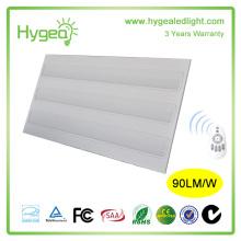 Carré 54W grille 600 1200 led éclairage à écran plat / led panneau de grille avec prix de vente directe usine