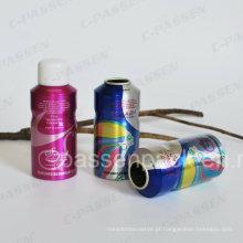 Lata de aerossol em spray de alumínio para embalagem de desodorante (PPC-AAC-013)