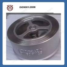 Strainless steel 316/304 Wafer Type Check Valve