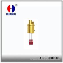 Hrpsf405006 Euro conector para Hresab tocha de soldagem