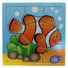 Educational Wooden Jigsaw Puzzle Wooden Toys