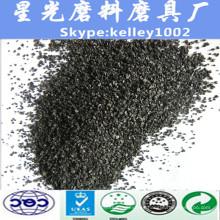 Alúmina fundida negra / óxido de aluminio negro / óxido de corindón negro
