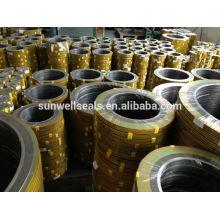 Спиральные прокладки ASME B16.20
