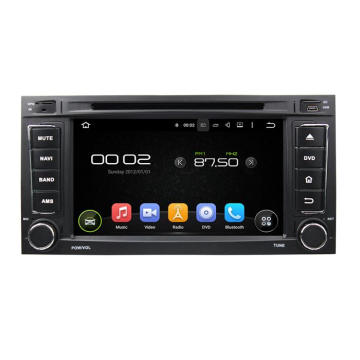 Car DVD Player for VW TOUAREG MULTIVAN