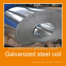 Prime quality Hot-dipped galvanized steel coils-DC51D+Z