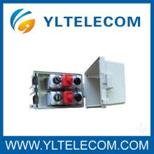 2 pares de caixa de distribuição para módulo STB