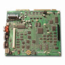 Computer/MP3/MP4/Telephone PCB Assembly with Six Convey Lines in RoHS Solution