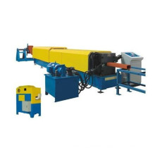 Hydraulic down pipe forming equipment