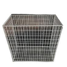 In Stock 3.8mm Hot Dip Galvanized Welded Gabion Basket