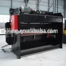 hydraulic sheet metal bender machine