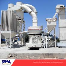 SBM de alta qualidade Raymond Mill, carbonato de cálcio moído Raymond Mill