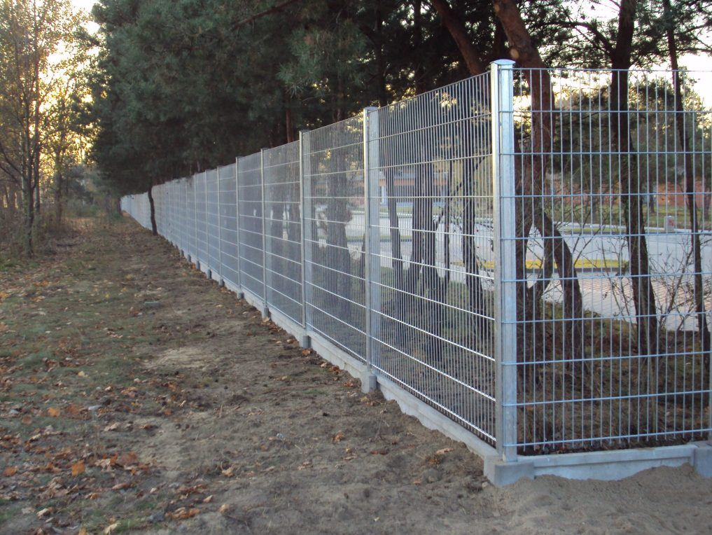 TUOFANG company provide double wire fence
