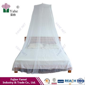 Quem aprovou uma rede de mosquitos tratados com insecticida de longa duração para a malária