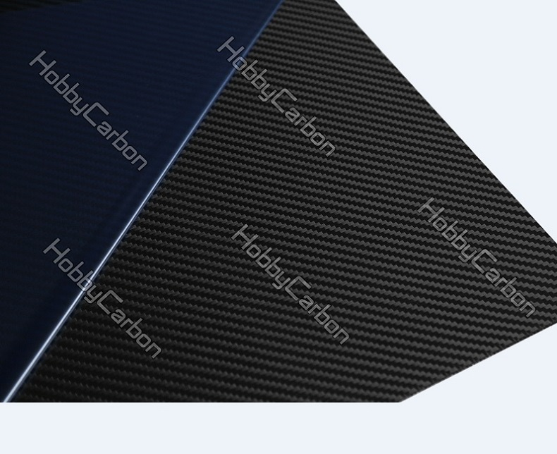 drone 3k surface carbon fiber plates