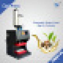 Max pressure 3T air pneumatic rosin heat press machine