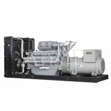 Gerador diesel à prova de som de Aosif 2000kVA Diesel Genset Heavy Duty